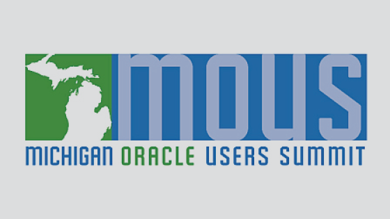 Gaea will be at the Michigan Oracle User Summit