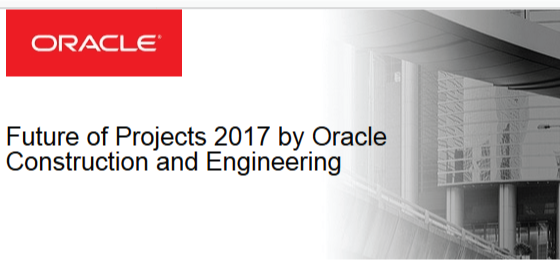 Oracle Future of Projects 2017, London