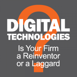 Digital Technologies: Is Your Firm a Reinventor or a Laggard?