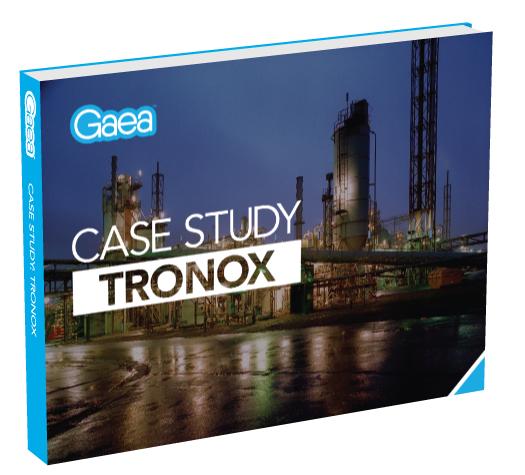 Tronox • Gaea
