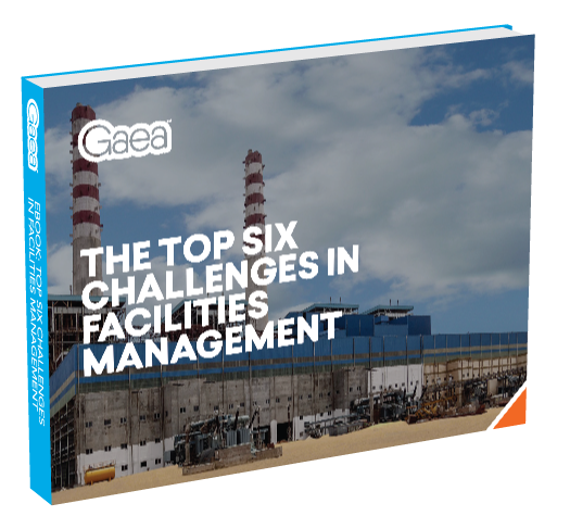 the Top 6 Challenges in Facilities Management eBook