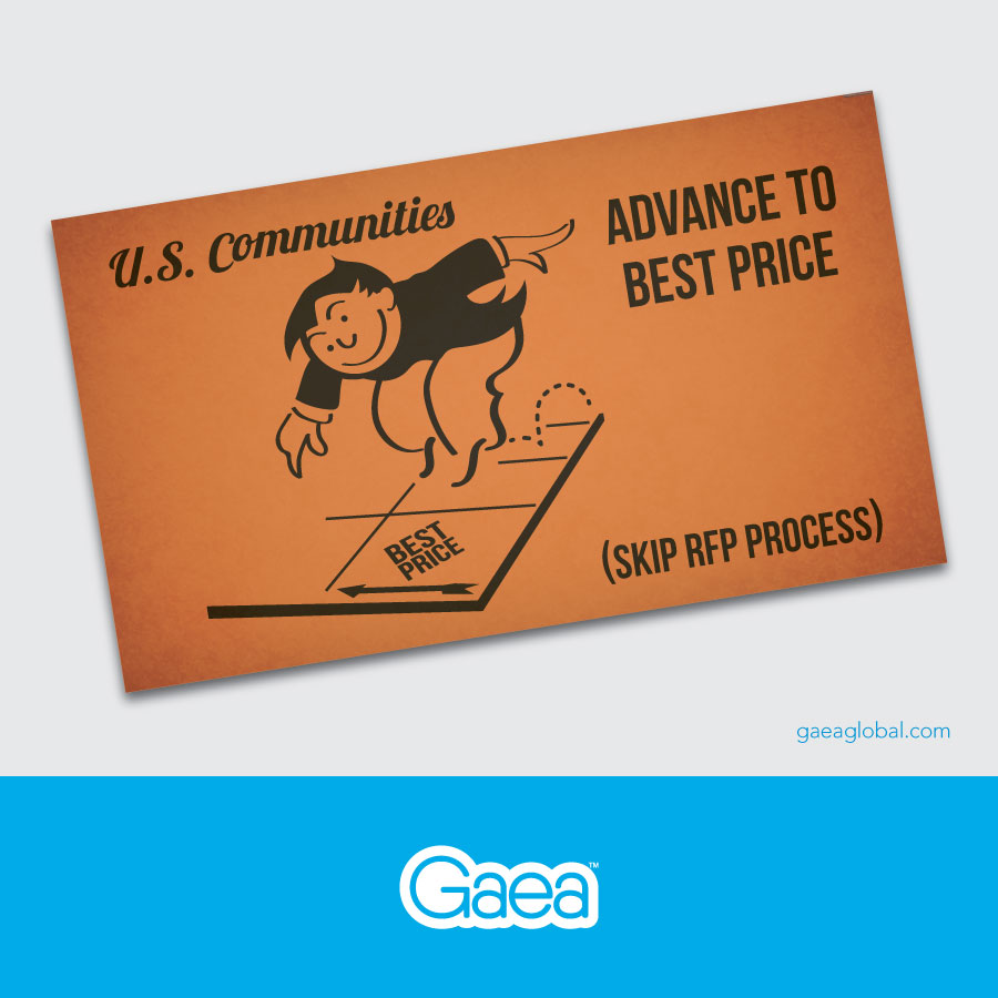 Skip the RFP process and get the best pricing with U.S. Communities