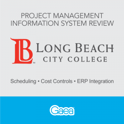 Project Management Information System Review: LBCC