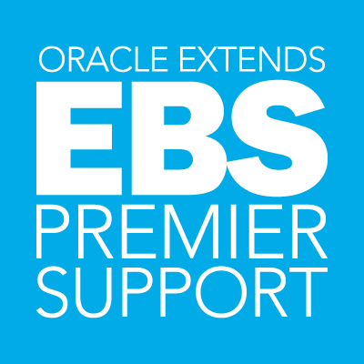 Oracle extends EBS premier support
