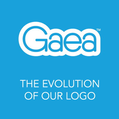 The Evolution of the Gaea Logo