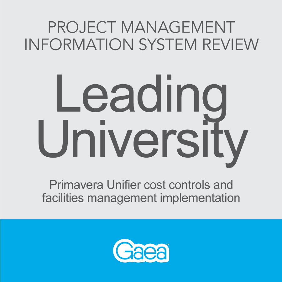 Project Management Information System Review: leading university in West Virginia